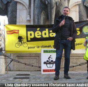 Liste Chambéry ensemble (Christian Saint-André)